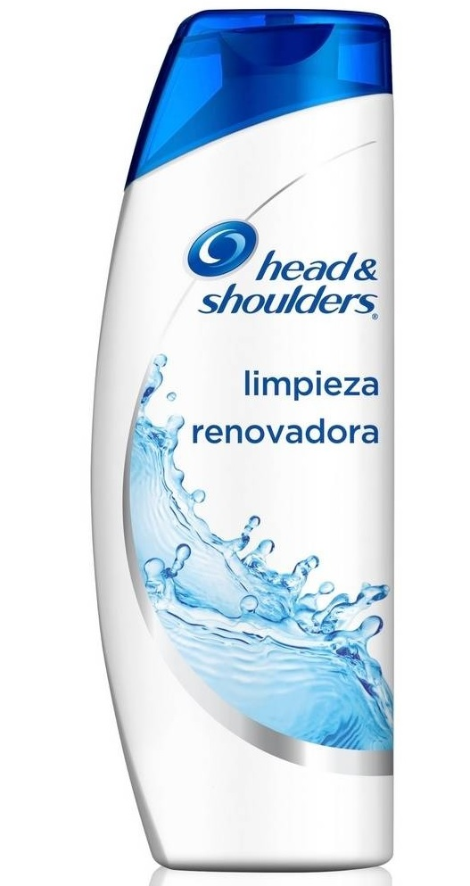 Champú Head & Shoulders Limpieza Renovadora 180 Ml