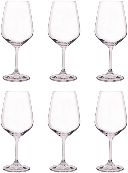 Copas White Wine Banquet Crystal  6x350Ml