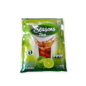 Seasons Tea Limón Sachet 90 Gr