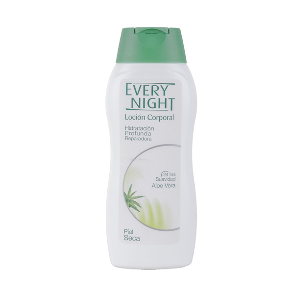 Loción Corporal Every Night Aloe Vera Piel Seca  200Ml